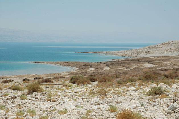 Along Dead Sea