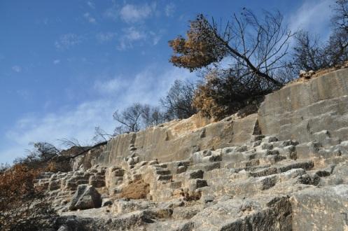 Bilderesultat for stone quarry Mount Carmel