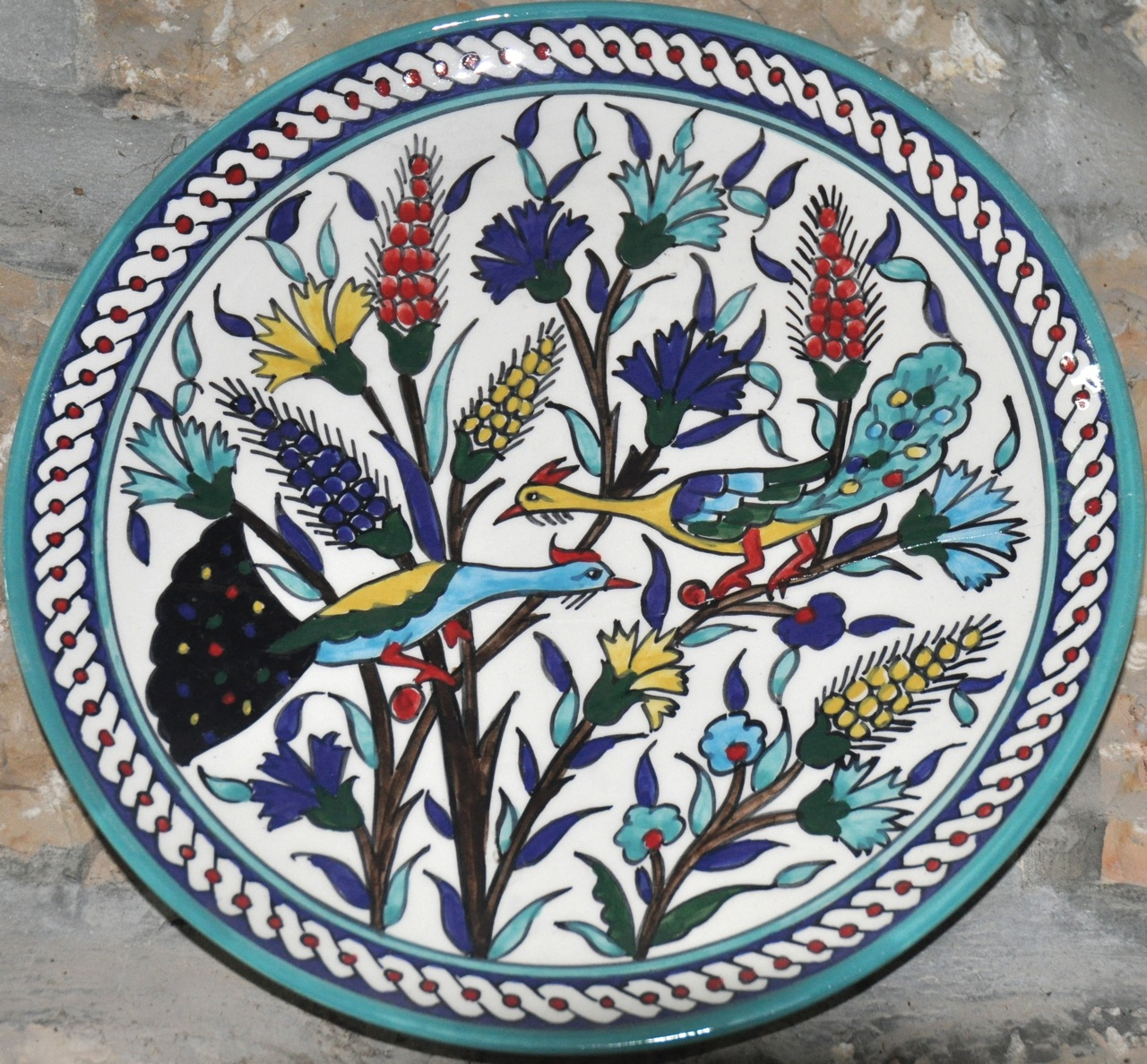 Jerusalem armenian ceramics israel tours their repertoire dailygadgetfo Gallery