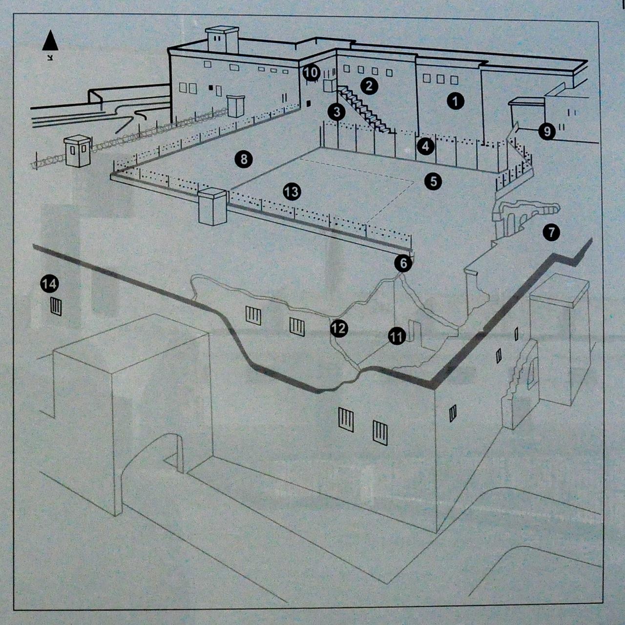 Diagram Of Prison Break - Online Schematic Diagram •
