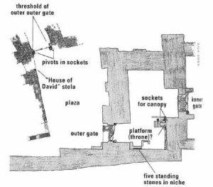 House of David Stele