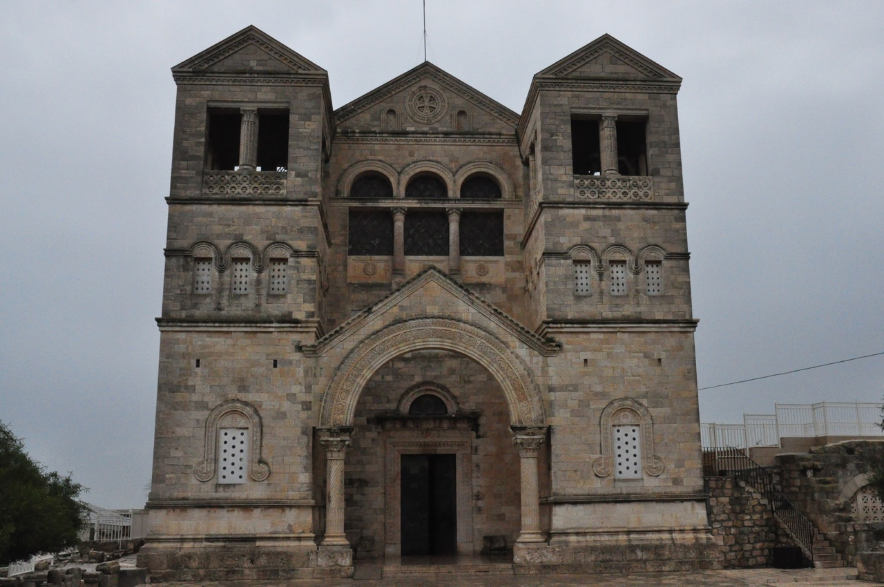 Transfiguration on Mount Tabor | Israel Tour Guide ...
