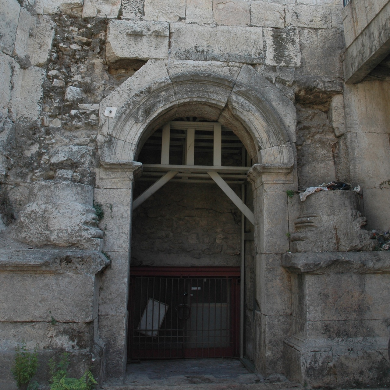 four sites in old city