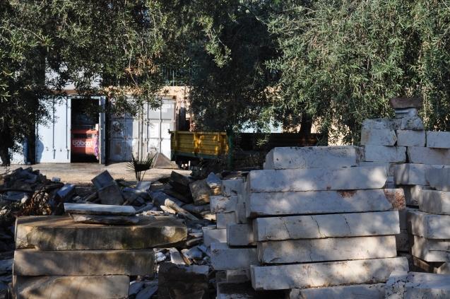 Construction site on Haram el-Sharif_061