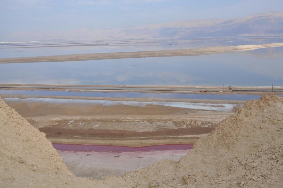 Dead Sea pools