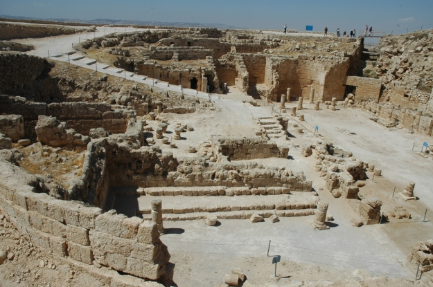 Herodium Palace:fortress