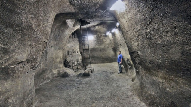 Photo credit: Courtesy of the Israel Antiquities Authority/Vladimir Naykhin