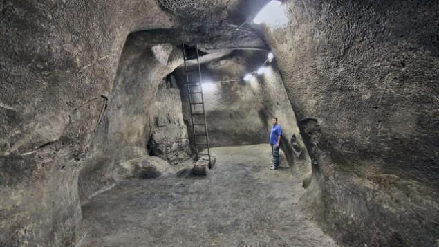 Photo credit: Courtesy of the Israel Antiquities Authority/Vladimir Naykhin