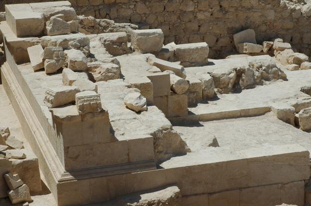Herodium Tomb area