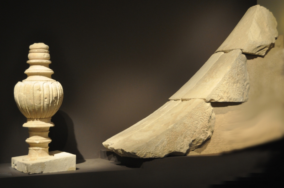 Nabatean Funerary urn