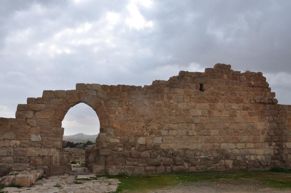 muro norte Euthemius