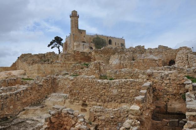 Nebi Samuel, Second Temple