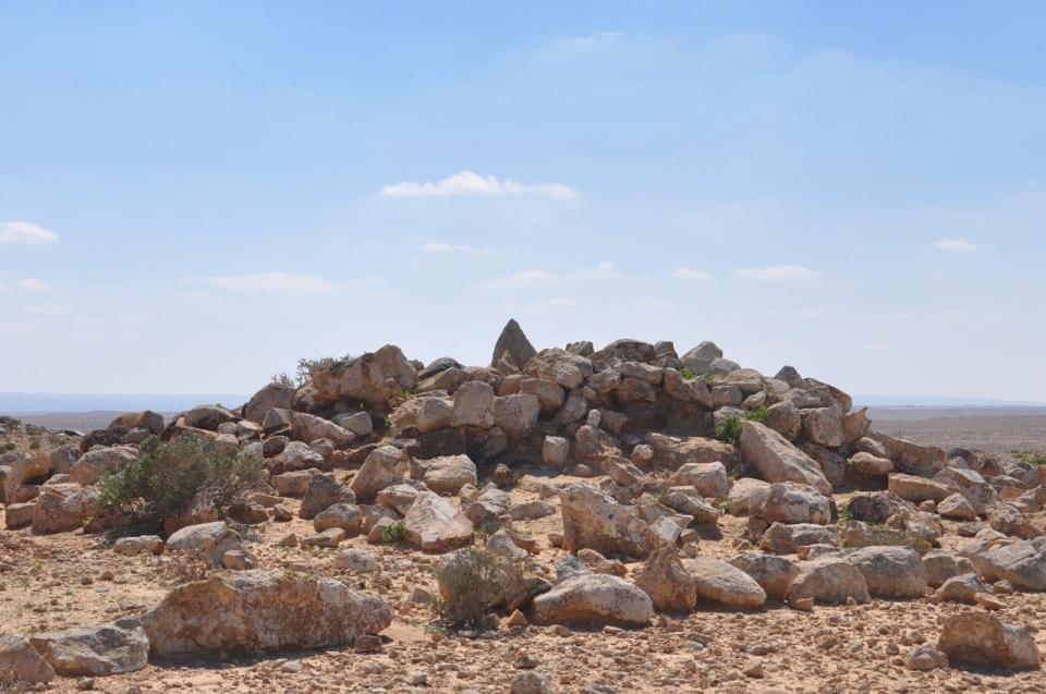 Tumulus Negev