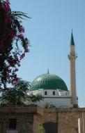 El-Jazar mosque Akko