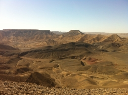 Jeep Tour Makhtesh Ramon