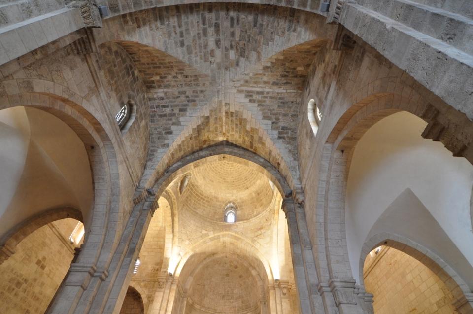 Santa Anna interior