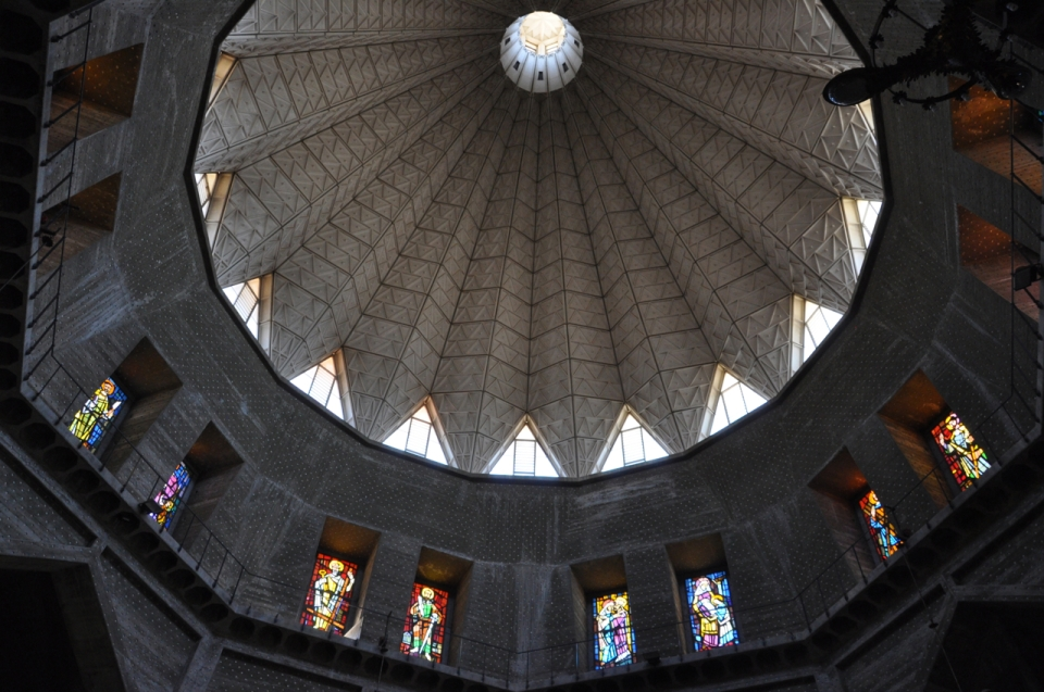 Annunciation church dome