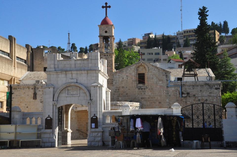 Gabriel chuch, Nazareth