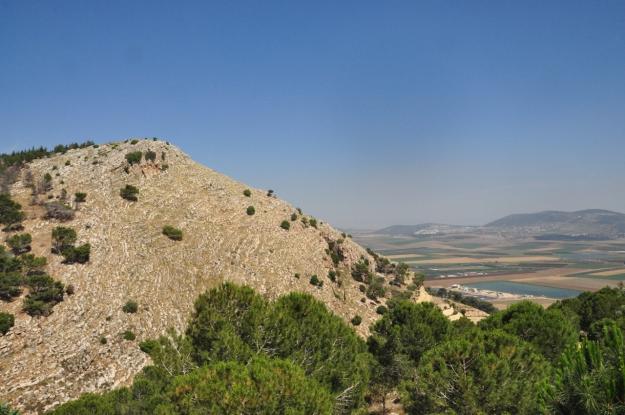 Mount Precipice, Nazareth