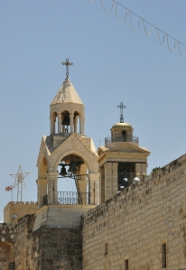 Nativity bell towers