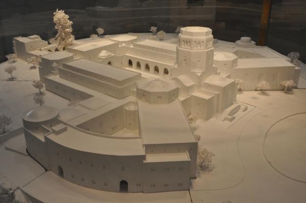 Rockefeller museum model