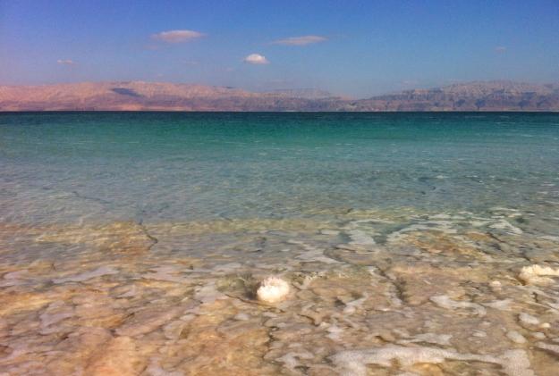 Dead Sea Colors