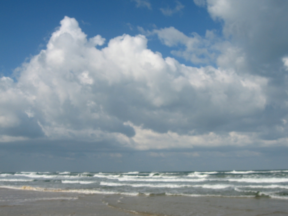 Mediterranean sky