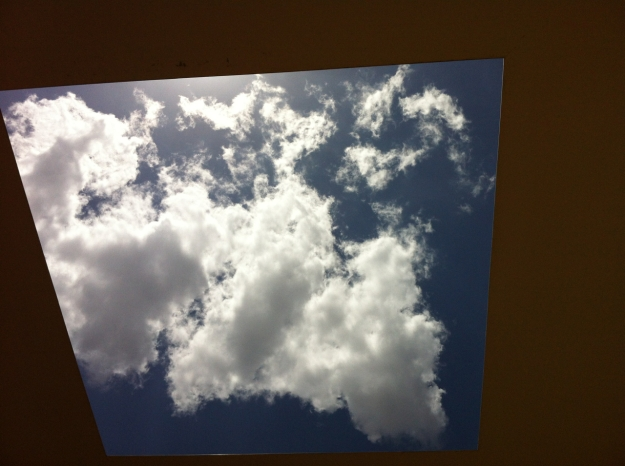 Turrell sky view