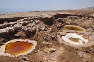 Sinkholes 3 orange white