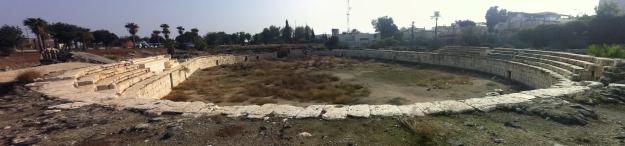 Beit Shean amphitheater