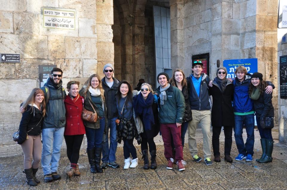 Pepperdine University students