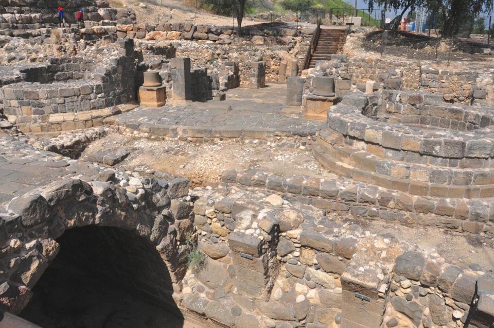 City Gate, Tiberias