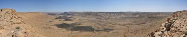 Makhtesh Panorama