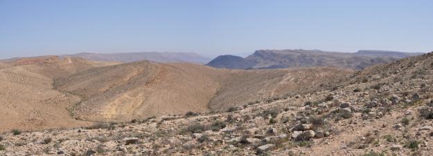 Makhtesh Panorama1