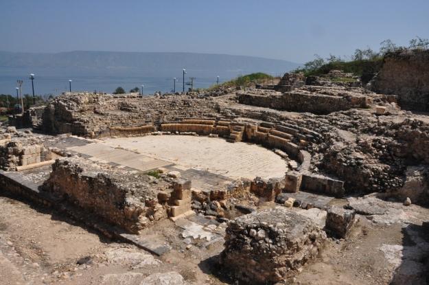 Roman Theater, Tiberias