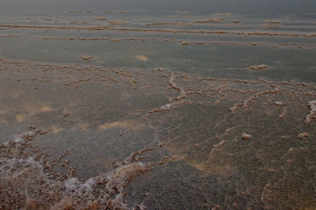 Dead Sea texture