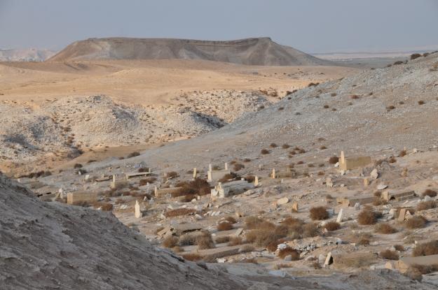 Nebi Musa Judean desert