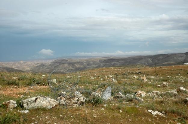 View from Herodium