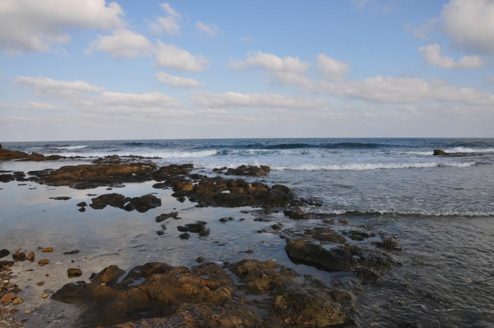 Sea at Achziv