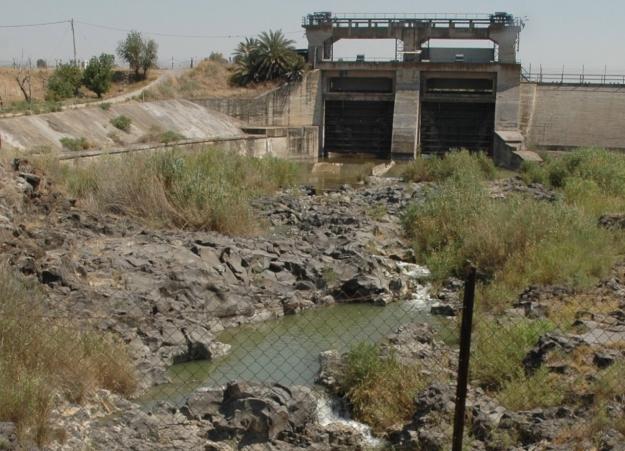 Dam on Yarmuk